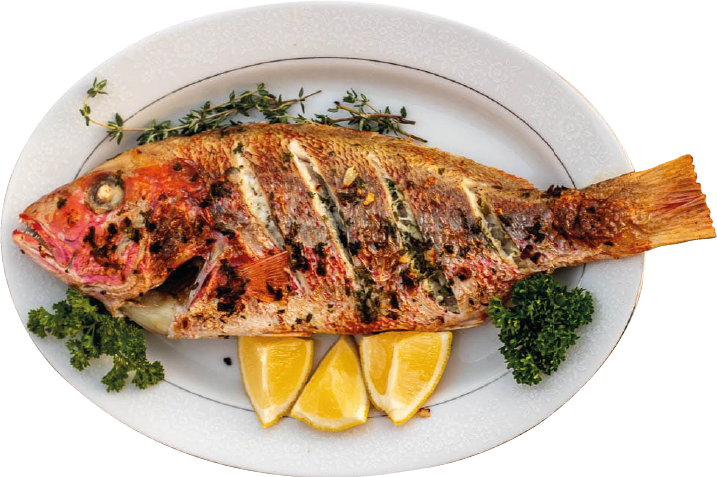 Whole Red Snapper Elmont Seafood